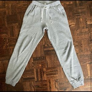 Brandy Melville track pants / joggers